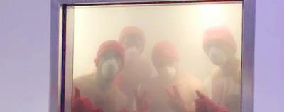 Wim hof methode cryo sauna